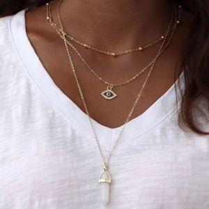 Jewelry - Stone Necklace❄️